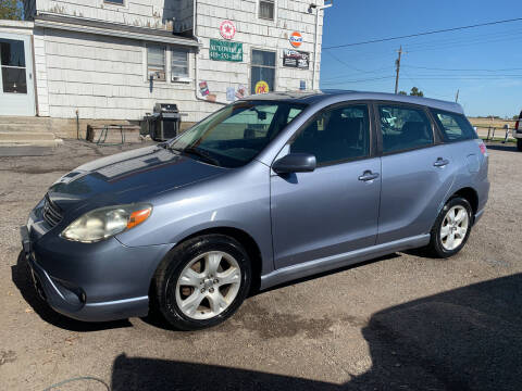 2005 Toyota Matrix for sale at Autoville in Bowling Green OH