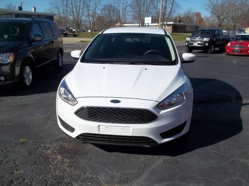 2018 Ford Focus SE 4dr Hatchback - Decatur IL