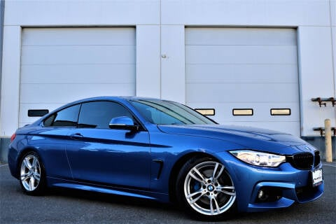 2016 BMW 4 Series for sale at Chantilly Auto Sales in Chantilly VA