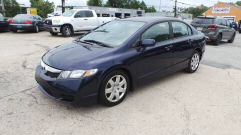 2009 Honda Civic for sale at Unlimited Auto Sales in Upper Marlboro MD