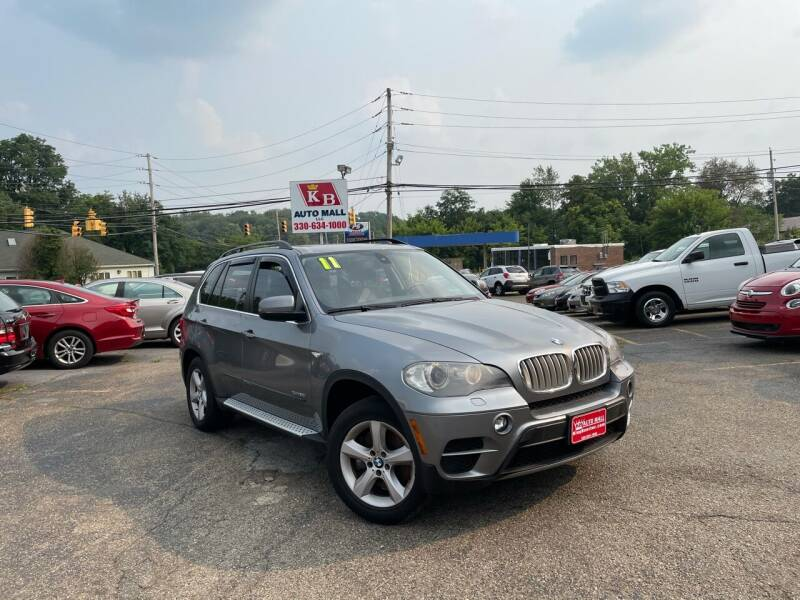2011 BMW X5 for sale at KB Auto Mall LLC in Akron OH