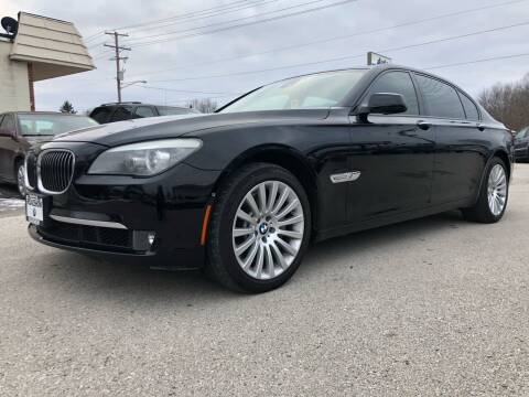 2009 BMW 7 Series for sale at Auto Target in O'Fallon MO