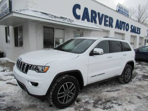 2019 Jeep Grand Cherokee for sale at Carver Auto Sales in Saint Paul MN