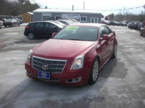 2010 Cadillac CTS for sale at Auto Images Auto Sales LLC in Rochester NH
