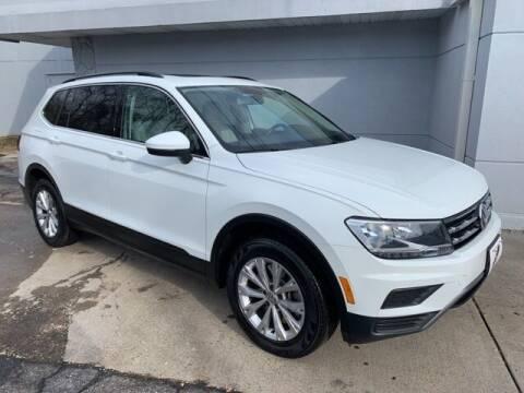 2019 Volkswagen Tiguan for sale at Hi-Lo Auto Sales in Frederick MD