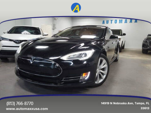2013 Tesla Model S for sale at Automaxx in Tampa FL