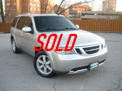 2007 Saab 9-7X for sale at Autobahn Motors USA in Kansas City MO