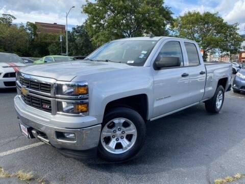 2014 Chevrolet Silverado 1500 for sale at Sonias Auto Sales in Worcester MA