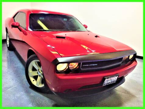2011 Dodge Challenger for sale at AMG Auto Sales in Rancho Cordova CA