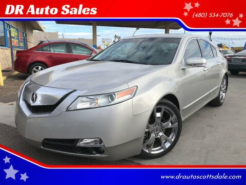 2009 Acura TL for sale at DR Auto Sales in Scottsdale AZ
