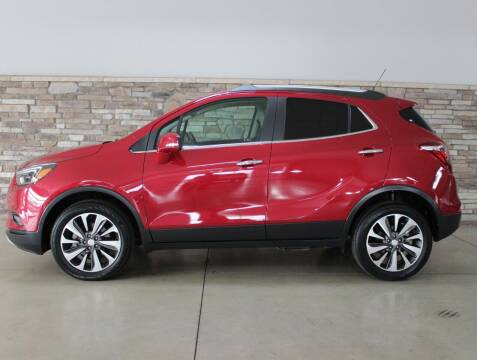 2018 Buick Encore for sale at Bud & Doug Walters Auto Sales in Kalamazoo MI