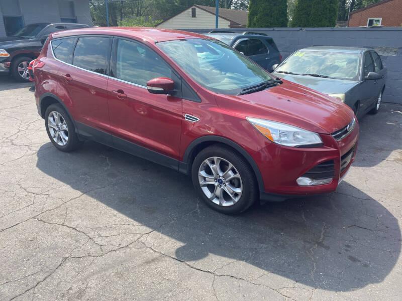 2013 Ford Escape for sale at Lee's Auto Sales in Garden City MI