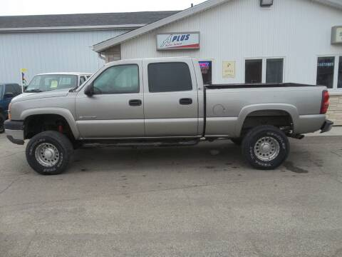 2003 Chevrolet Silverado 2500HD for sale at A Plus Auto Sales/ - A Plus Auto Sales in Sioux Falls SD