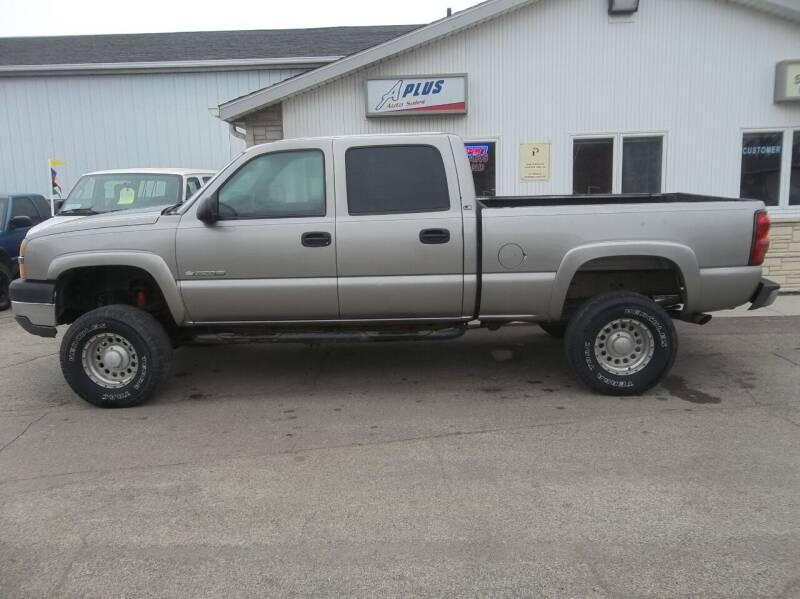 2003 Chevrolet Silverado 2500HD for sale at A Plus Auto Sales/ - A Plus Auto Sales in Sioux Falls SD