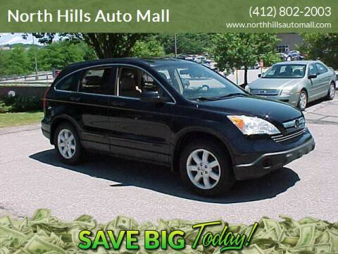 2008 Honda CR-V for sale at North Hills Auto Mall in Pittsburgh PA