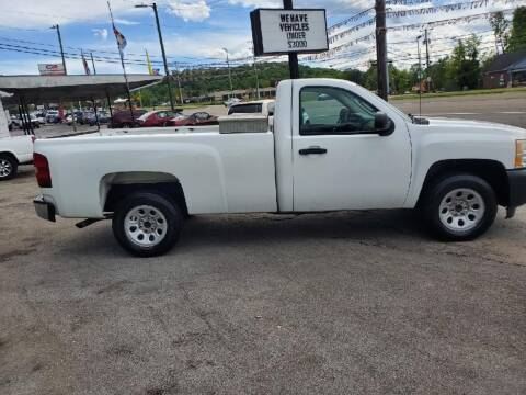 2008 Chevrolet Silverado 1500 for sale at Knoxville Wholesale in Knoxville TN
