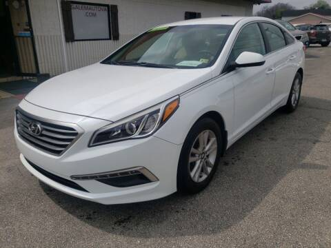 2015 Hyundai Sonata for sale at Salem Auto Sales in Salem VA