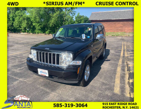 2012 Jeep Liberty for sale at Santa Motors Inc in Rochester NY