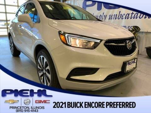 2021 Buick Encore for sale at Piehl Motors - PIEHL Chevrolet Buick Cadillac in Princeton IL