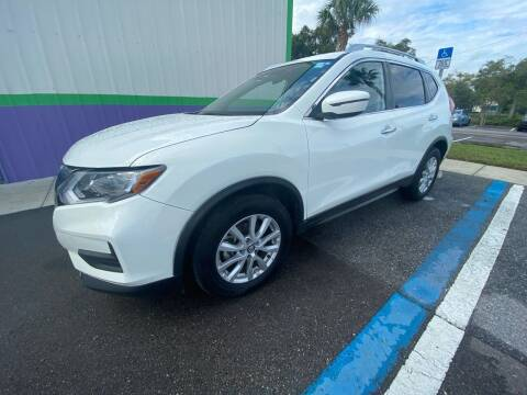 2019 Nissan Rogue for sale at Bay City Autosales in Tampa FL