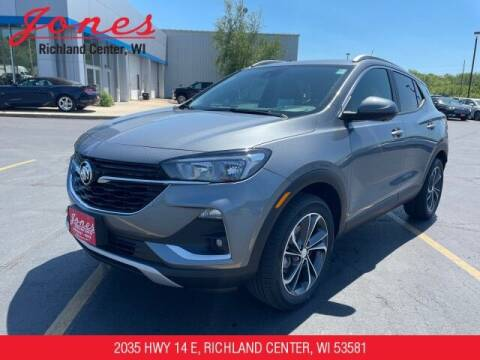 2021 Buick Encore GX for sale at Jones Chevrolet Buick Cadillac in Richland Center WI