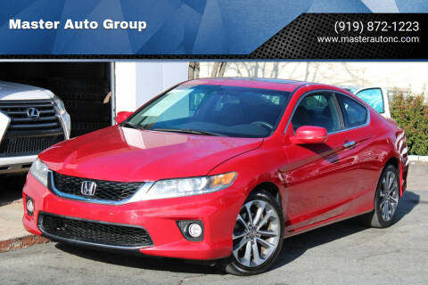 2013 Honda Accord for sale at Master Auto Group in Raleigh NC