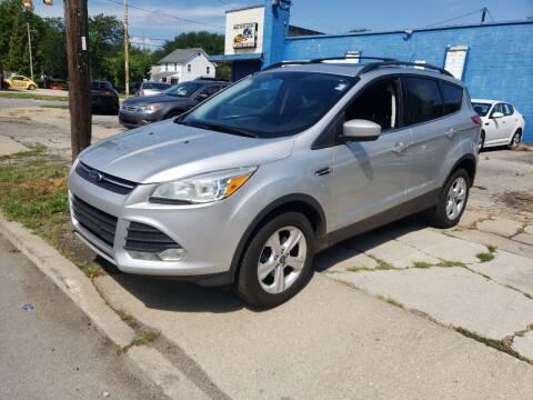 2013 Ford Escape for sale at M & C Auto Sales in Toledo OH