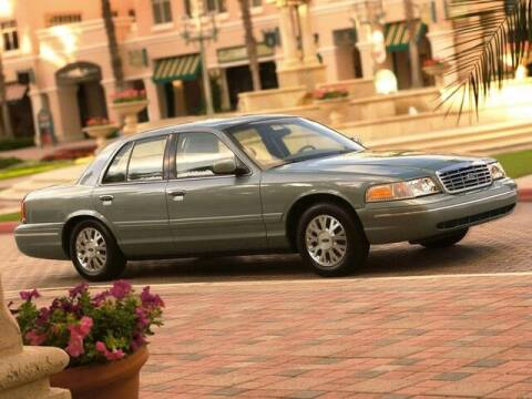 2003 Ford Crown Victoria for sale at BuyFromAndy.com at Hi Lo Auto Sales in Frederick MD