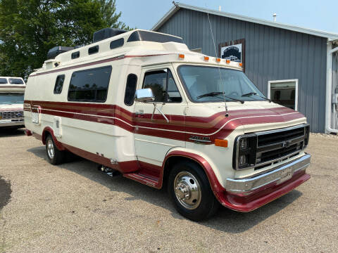 1988 Chevrolet G30 Travel Craft 240 for sale at D & L Auto Sales in Wayland MI