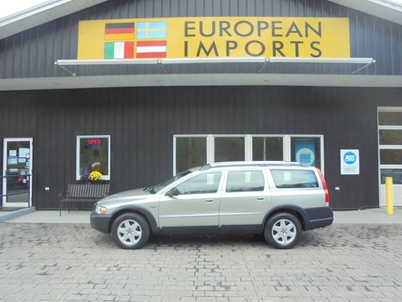 2005 Volvo XC70 for sale at EUROPEAN IMPORTS in Lock Haven PA
