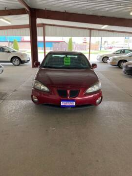 2008 Pontiac Grand Prix for sale at Anderson Motors in Scottsbluff NE