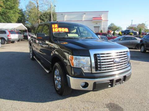 2012 Ford F-150 for sale at Auto Bella Inc. in Clayton NC