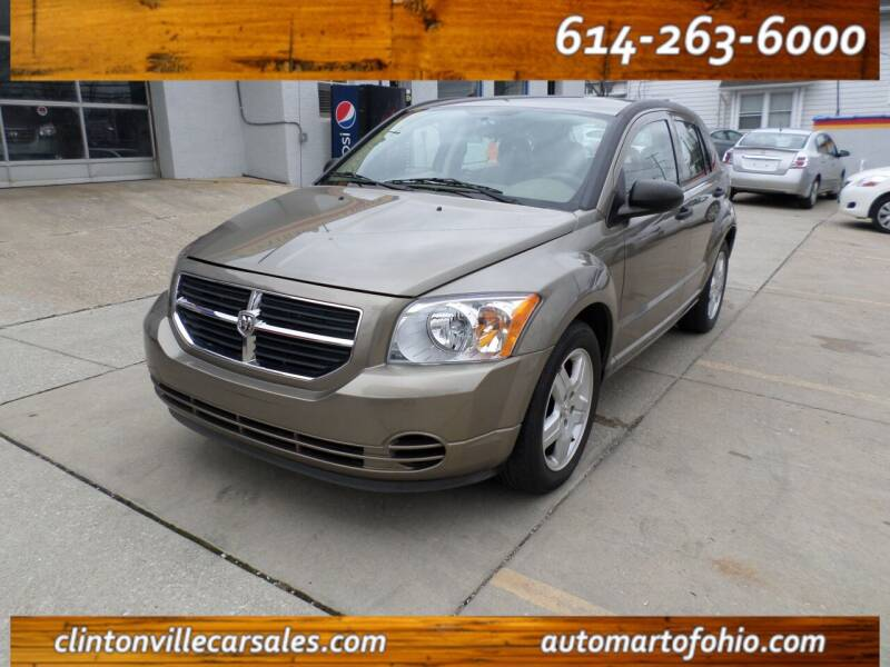 2008 Dodge Caliber for sale at Clintonville Car Sales in Columbus OH