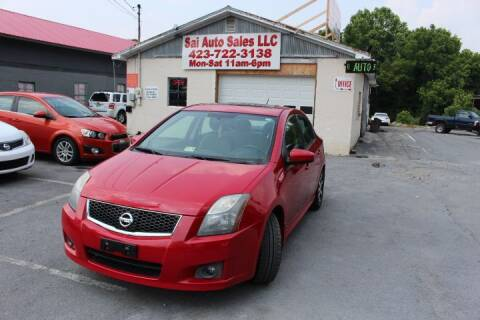 2012 Nissan Sentra for sale at SAI Auto Sales - Used Cars in Johnson City TN