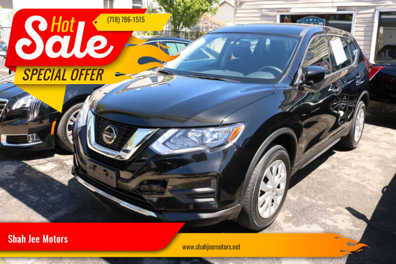 2018 Nissan Rogue for sale at Shah Jee Motors in Woodside NY