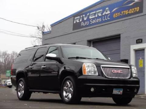 2010 GMC Yukon XL for sale at Rivera Auto Sales LLC in Saint Paul MN