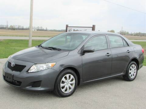 2009 Toyota Corolla for sale at 42 Automotive in Delaware OH