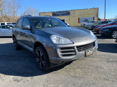 2009 Porsche Cayenne for sale at Virginia Auto Mall in Woodford VA