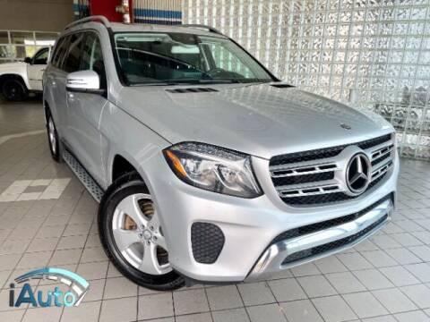 2017 Mercedes-Benz GLS for sale at iAuto in Cincinnati OH