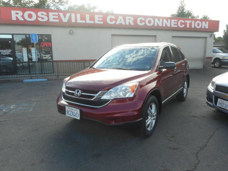 2011 Honda CR-V for sale at ROSEVILLE CAR CONNECTION in Roseville CA