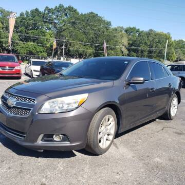2013 Chevrolet Malibu for sale at 4 Guys Auto in Tampa FL