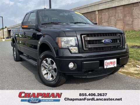 2013 Ford F-150 for sale at CHAPMAN FORD LANCASTER in East Petersburg PA