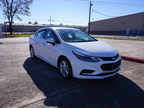2017 Chevrolet Cruze for sale at BLUE RIBBON MOTORS in Baton Rouge LA