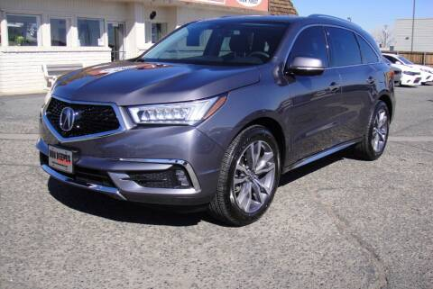 2019 Acura MDX for sale at Don Reeves Auto Center in Farmington NM