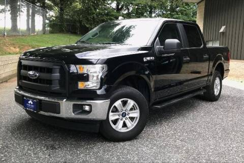 2017 Ford F-150 for sale at TRUST AUTO in Sykesville MD