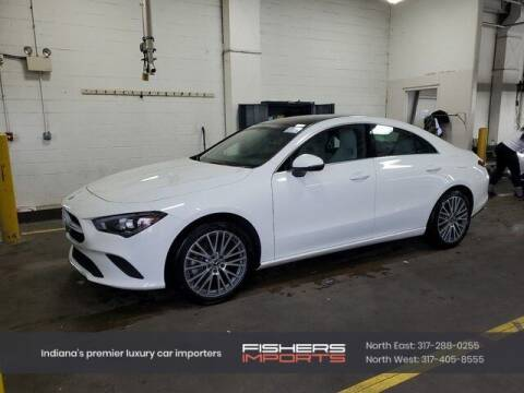 2020 Mercedes-Benz CLA for sale at Fishers Imports in Fishers IN