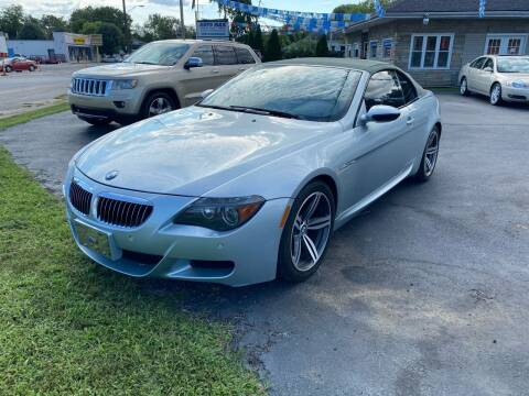 2007 BMW M6 for sale at Brucken Motors in Evansville IN