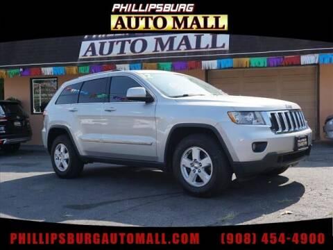 2012 Jeep Grand Cherokee for sale at Phillipsburg Auto Mall in Phillipsburg NJ