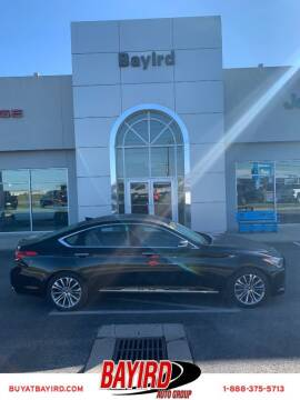 2017 Genesis G80 for sale at Bayird Truck Center in Paragould AR