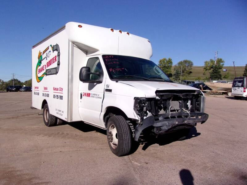 2017 Ford E-Series Chassis for sale at Barney's Used Cars in Sioux Falls SD